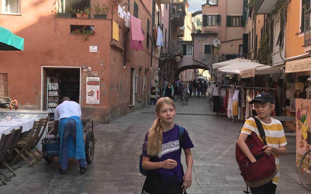 Arrivederci, Italia