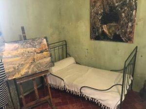 Van Gogh room.